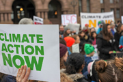 The climate movement