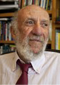 A headshot of Richard Falk