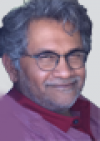 A headshot of Vishwas Satgar
